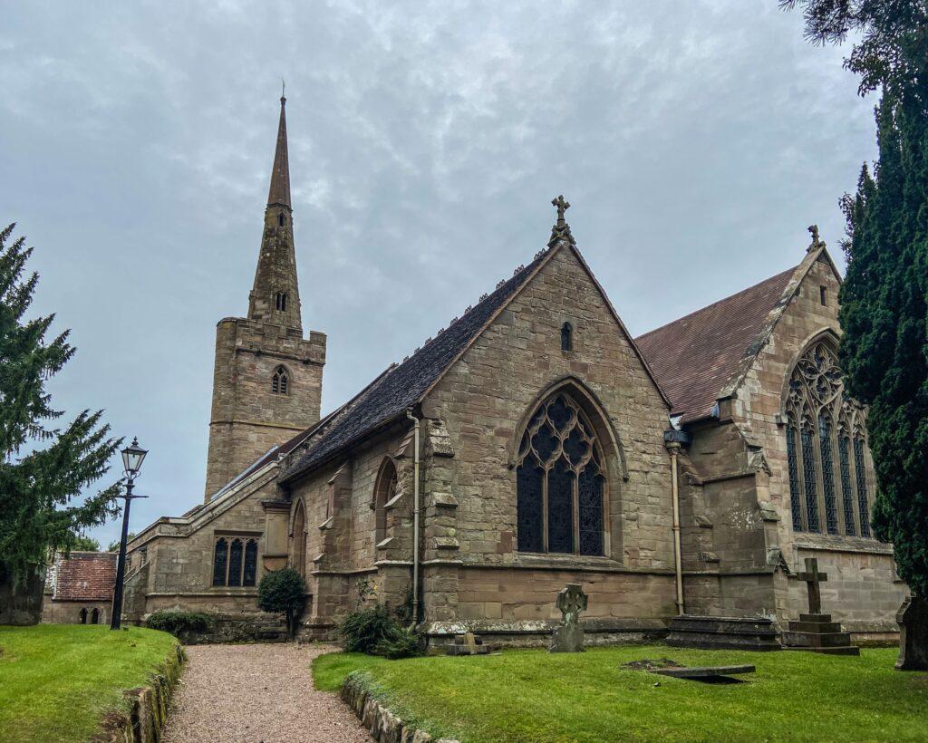 Holy Trinity Church Belbroughton